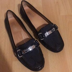 Coach slippers loafers shoes